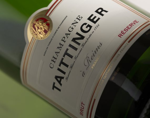 A gift from Taittinger